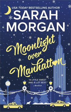 Book Tour & REVIEW: Moonlight Over Manhattan