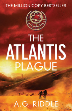 REVIEW: The Atlantis Plague by A.G. Riddle