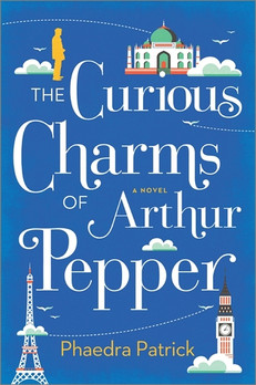 REVIEW: The Curious Charms of Arthur Pepper by Phaedra Patrick