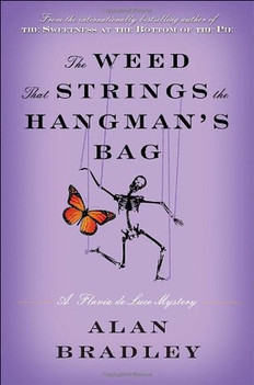 REVIEW: The Weed That Strings the Hangman's Bag by Alan Bradley