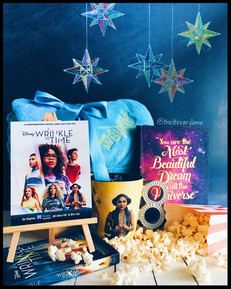 A Wrinkle in Time Movie Night!