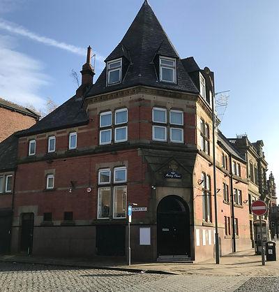 Meet Places, Croft Street, Darwen