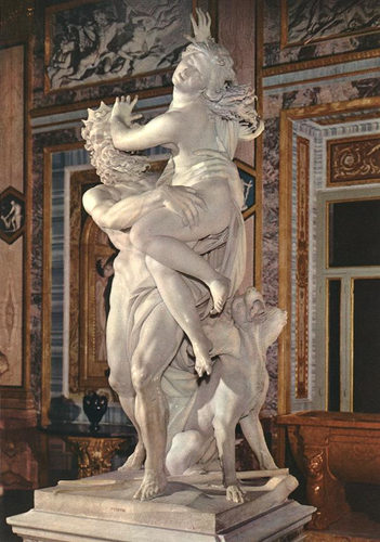Pluto and Proserpina