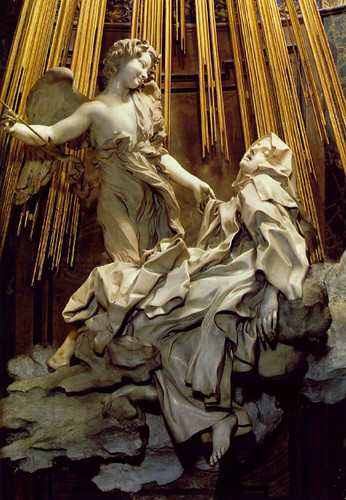 The Ecstasy of Saint Therese