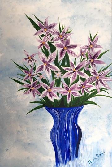 Type : Peinture acrylique