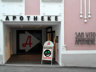 19.12.2018 – 3. Beratungstag San Vito Apotheke 1130 Wien