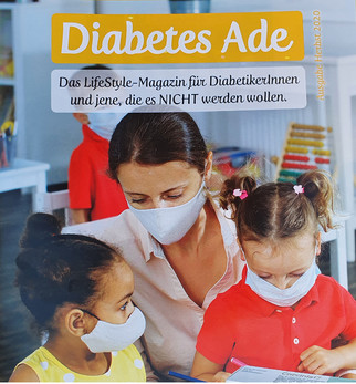 Smilings in DIABETES ADE Herbst 2020