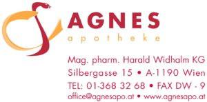 11.09.2019 – Beratungstag Agnes Apotheke 1190 Wien