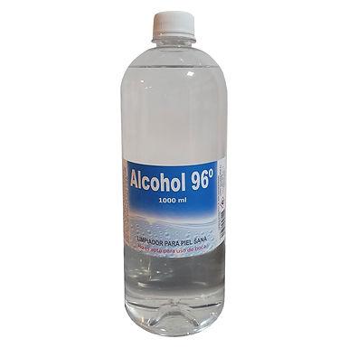 ALCOHOL 96º GRADOS - 1000 ml