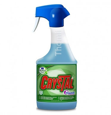 LIMPIA CRISTALES -  CRYSTAL 750ML