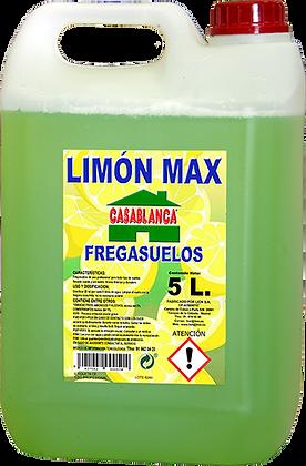 FREGASUELOS LIMÓN 5 LTS