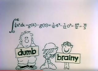 Calculus on Schoolhouse Rock