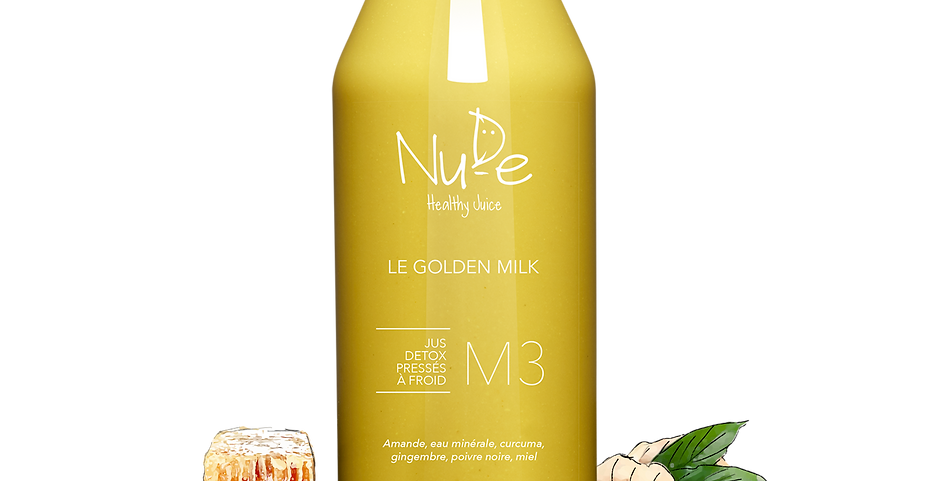 Le Golden Milk - M3