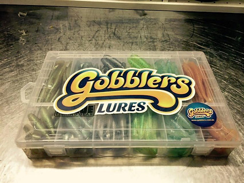 Gobblers Lures - Medium Kit - 96 Lures