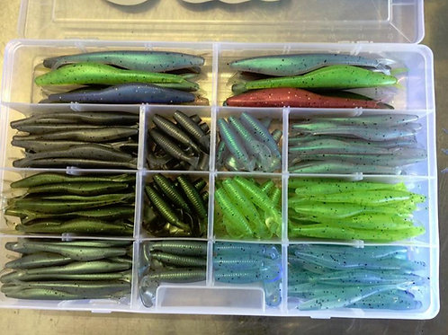Gobblers Lures Large Offshore Kit-168 Lures