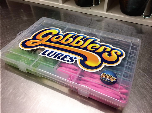 Gobblers Lures Large Lure Kit-200 Lures