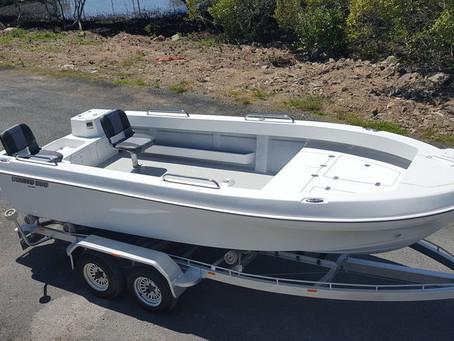 Bonito Boats Open Runabout
