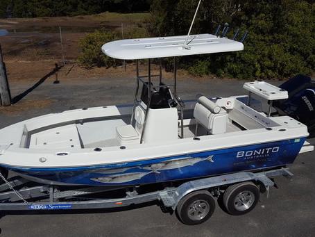 Bonito Boats - Hard Top Centre Console