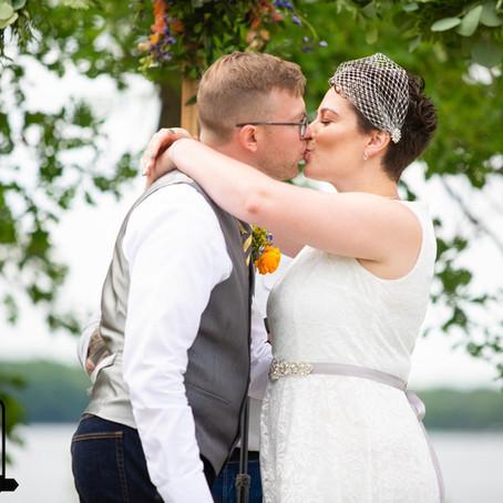 Liz & Phil - Wedding Day in Osage, MN