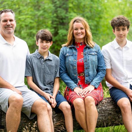Kristen's Family Mini Session - Lester-Lakeside Park in Duluth, MN