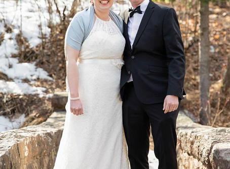 Emily & Duane - Wedding Day at Glensheen Mansion