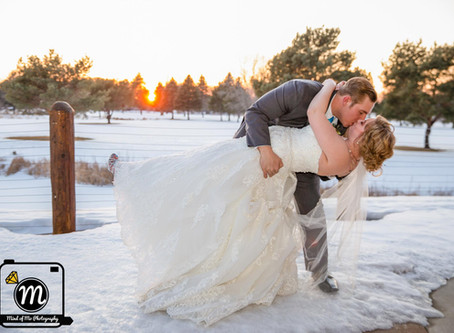 Mr. & Mrs. Broding - Wedding Day at The Grands at Mulligan - Sartell, MN
