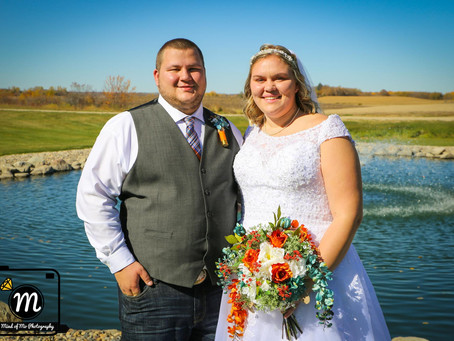 Mr. & Mrs. Annett - Crooked Willow in Osakis, MN