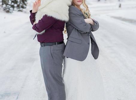 Mr. & Mrs. Sill - Wedding Day at the Best Western Nicollet Inn