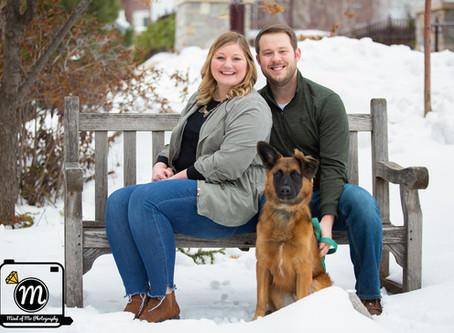 Allison & Cody - Engagement at Centennial Lakes Park - Edina, MN