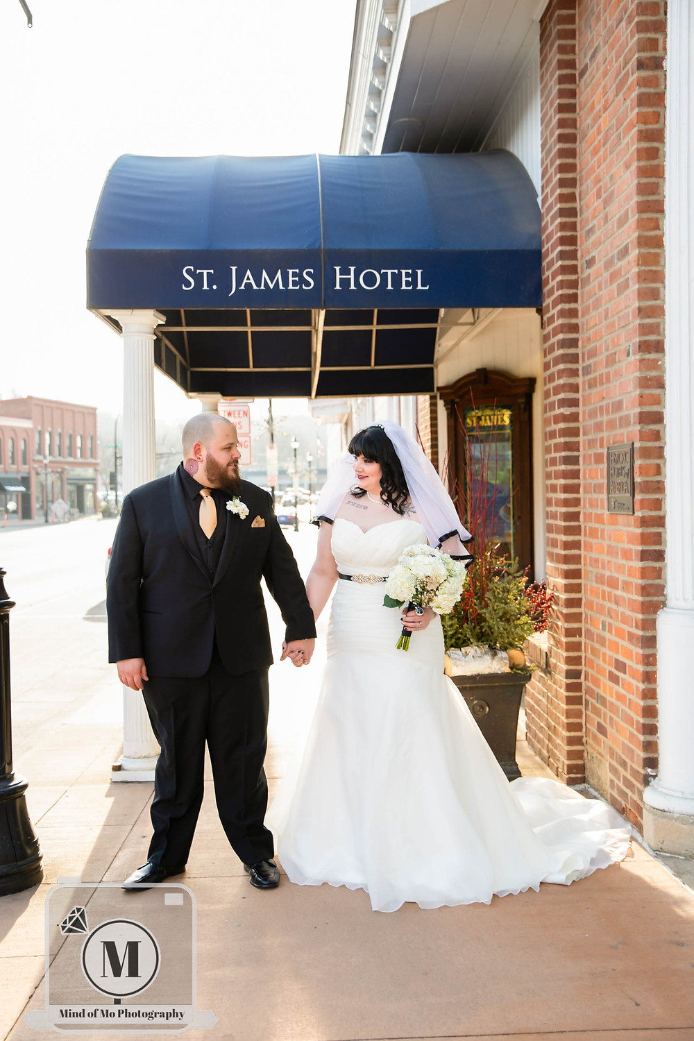 St. James Hotel Wedding Red Wing MN