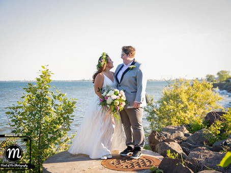 Mrs. & Mrs. Alexsevich - Pocket Park in Duluth, MN