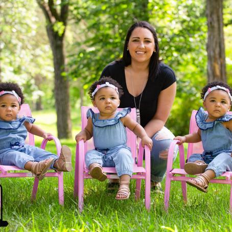 Jordan Family - Birkmose Park in Hudson, WI
