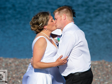 Mr. & Mrs. Lehrke - Superior Shores Resort in Two Harbors, MN