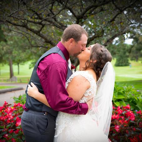 Mr. & Mrs. Bennett - Wedding Day at Prestwick Golf Club - Woodbury, MN