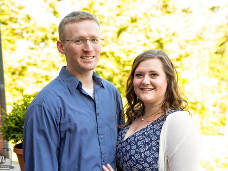 Megan & Travis - Engagement Session at Glensheen Mansion in Duluth, MN