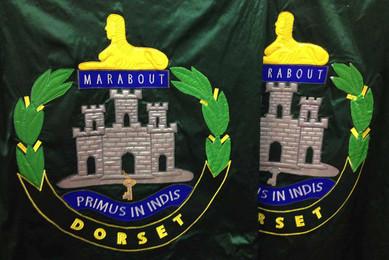 Dorset regimentsvaandel