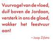 Gedicht van Jaap Zijlstra