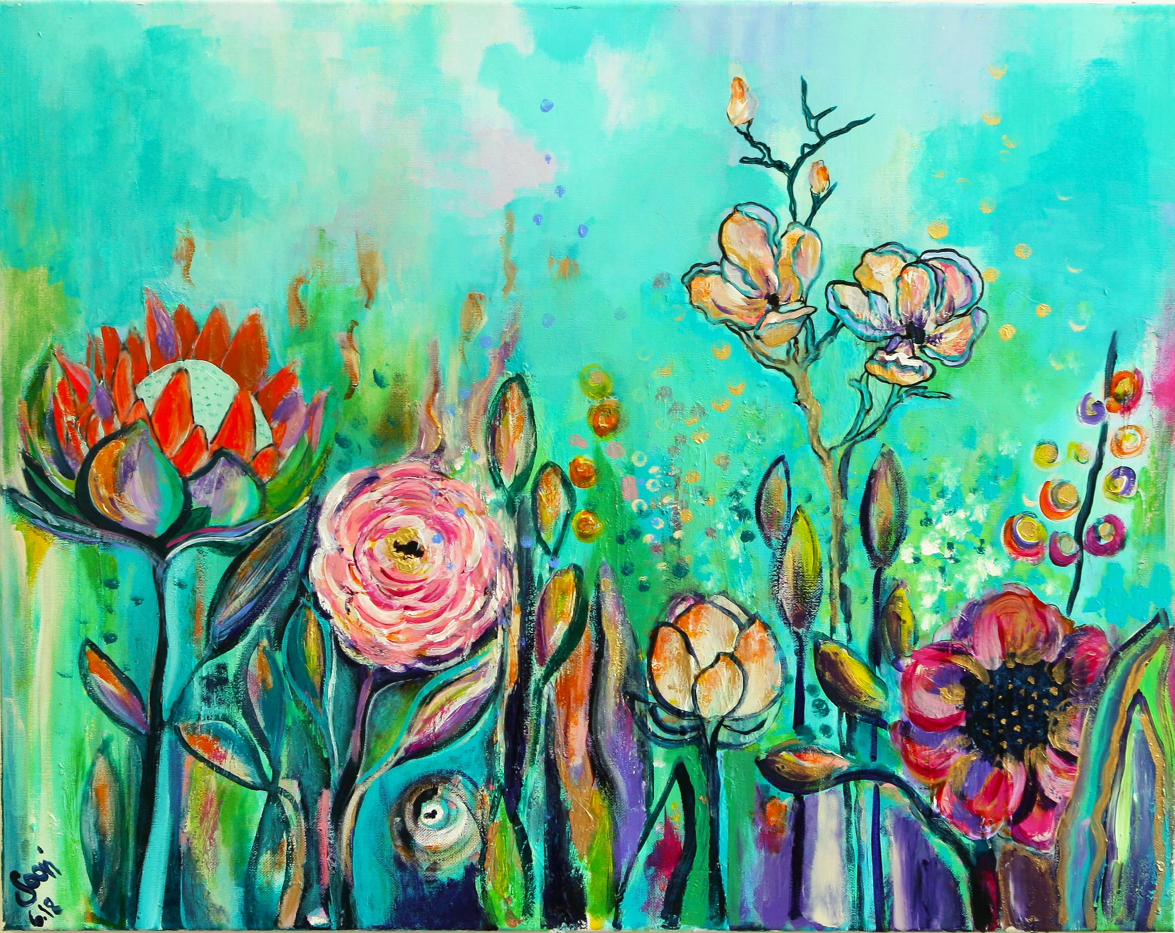 Beloved's Garden I