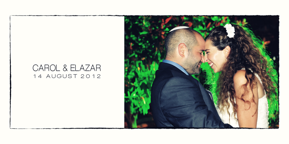 Carol & Elazar - Wedding Album - Page 01.jpg