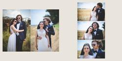 Sarit & Dror - The Wedding Album - Page 09