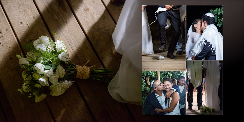 איילה ואבירם - אלבום החתונה - עמוד 16