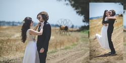Sarit & Dror - The Wedding Album - Page 08