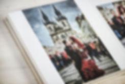 The Digital Wedding Book of Nancy and Boris wedding in Prague