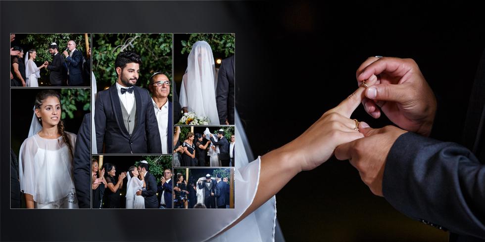 איילה ואבירם - אלבום החתונה - עמוד 14