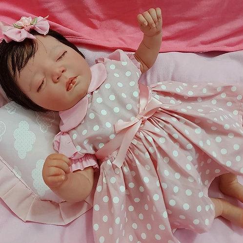Bebê reborn kit joahanna