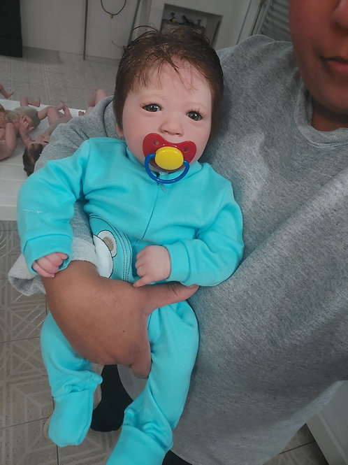 Bebê reborn molde Skay