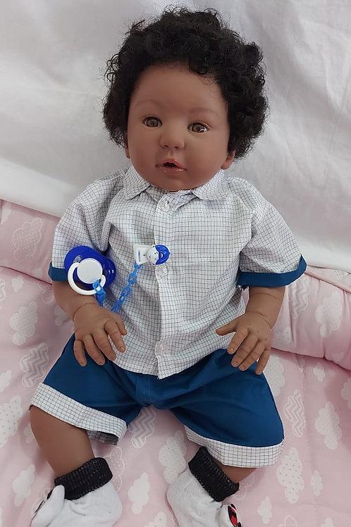 Bebe Reborn Klyin Biravial