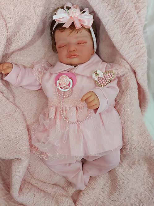 Bebê reborn kit Rosalina