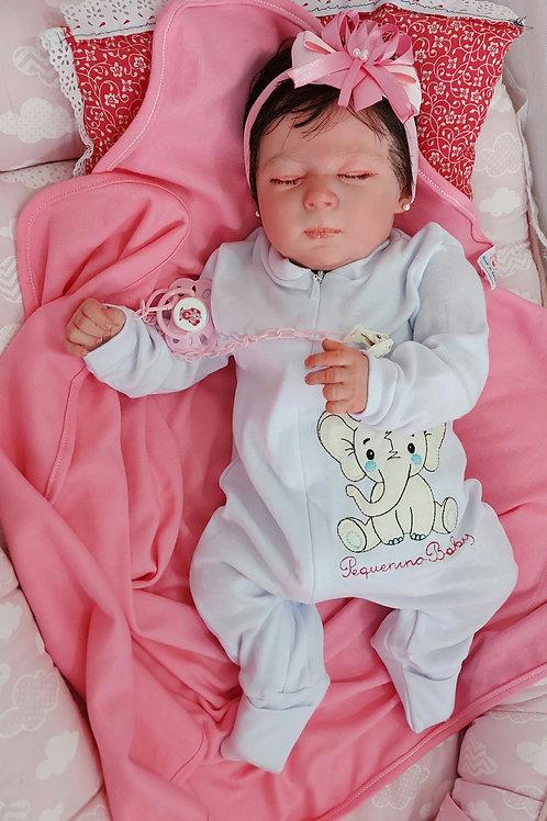 Bebê reborn molde Kimberly