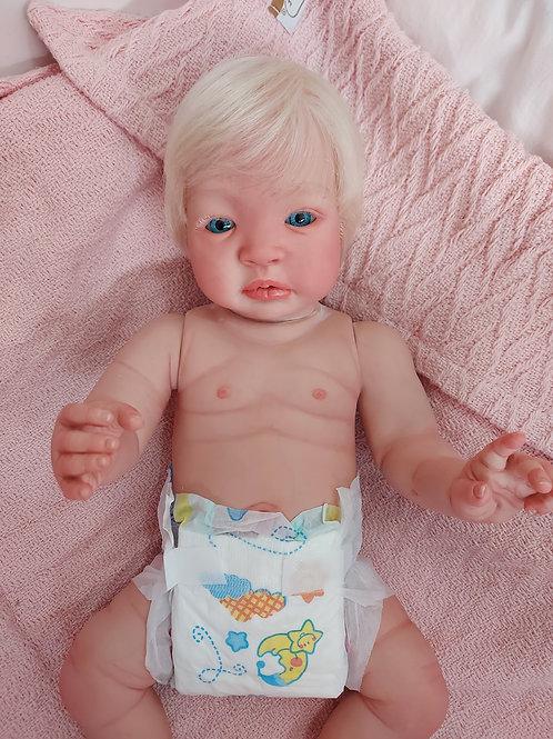 Bebe Reborn kit Shayan
